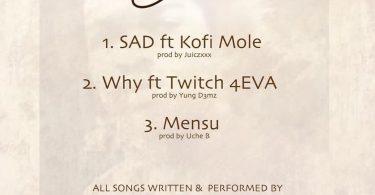 Quamina Mp – Why ft. Twitch 4EVA Prod. by Yung D3mz